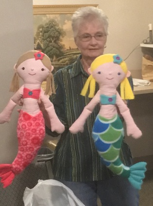 Linda's Mermaids