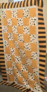 Lisa's NALES cat quilt