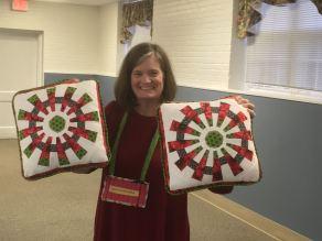 Terri-Lynne's pillows
