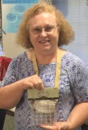 Sylvia's bobbin case prize