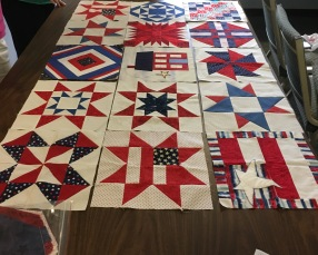 patriotic blocks