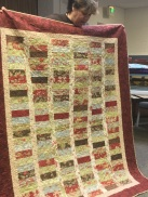Penny's Jelly Roll Quilt