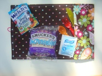 Lunchbox placemat