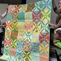 Vernett's quilt