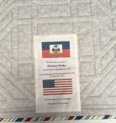 Adoption quilt label