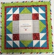 Adoption quilt