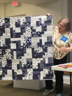 Pam's quilt