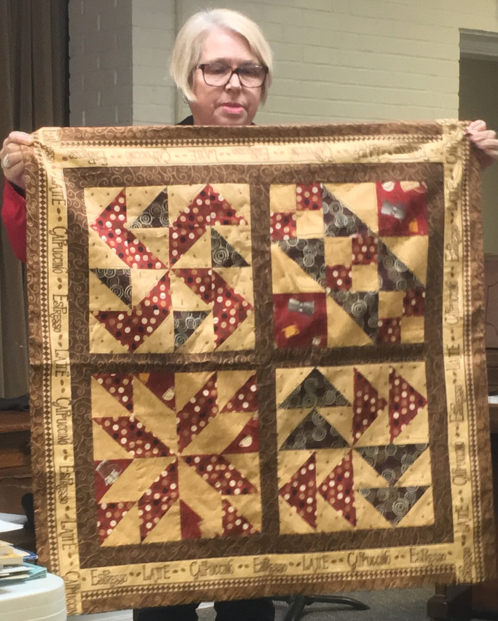 Small BOM quilt