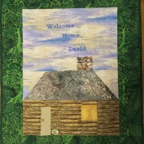 David adoption quilt