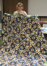 Amy's Ringo Lake quilt