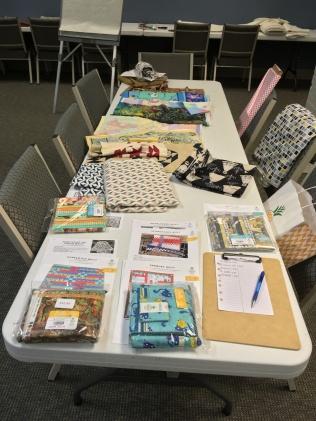 Kits and fabric