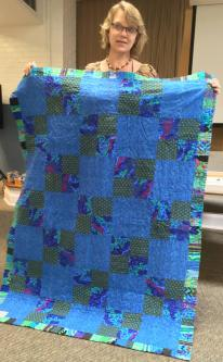 Amy's Quilt back