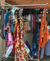 rack for hangers