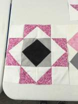 Breast cancer awareness block