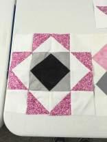 Breast cancer awareness block