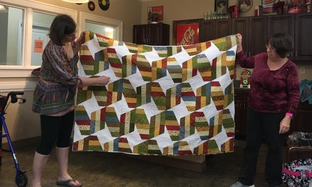 Ann's quilt