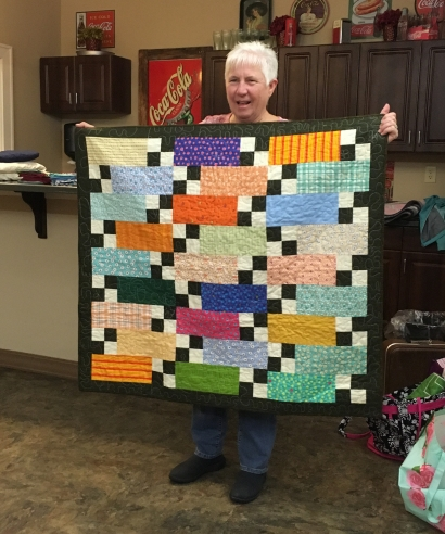 Kathy's small quilt