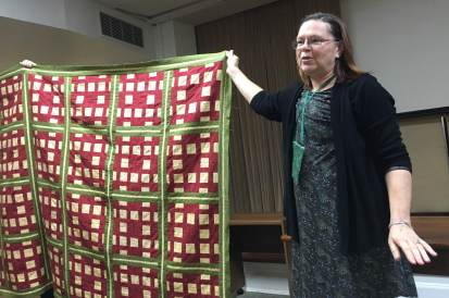 Flannel quilt