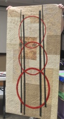 rebar with circles of wire
