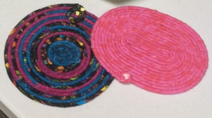 coiled trivets