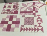 Mystery quilt blocks - Barbara T.