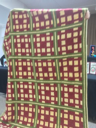 MJ's flannel quilt