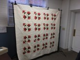 Carolina Lily quilt