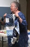 Teresa's boro scarf