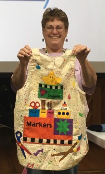 craft apron
