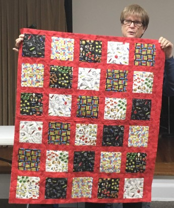 quilt of blocks